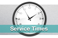 Service Times bottom
